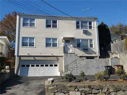Multi Family Home Sold in Stamford CT 06905.  house near waterfront with 2 car garage.