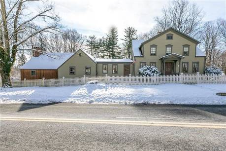 Single Family Home Sold in Monroe CT 06468. Old colonial, antique house near waterfront with 2 car garage.