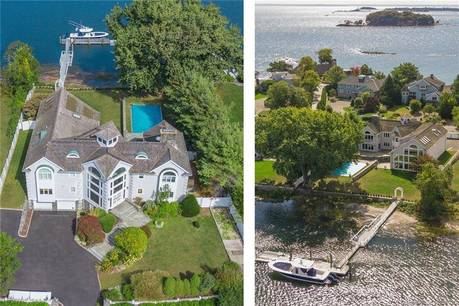 Luxury Single Family Home Sold in Westport CT 06880. Contemporary, colonial house near waterfront with swimming pool and 2 car garage.