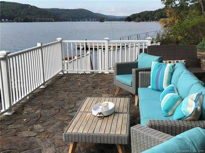 Single Family Home Sold in Danbury CT 06811. Ranch house near beach side waterfront with 3 car garage.