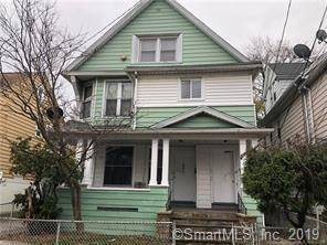 Multi Family Home Sold in Bridgeport CT 06606. Old  house near waterfront with 1 car garage.