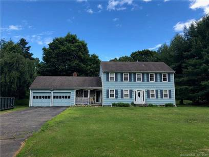 Single Family Home Sold in Fairfield CT 06824. Colonial house near lake side waterfront with 2 car garage.