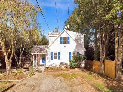 Single Family Home Sold in Shelton CT 06484.  cape cod house near waterfront.