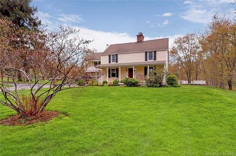 Single Family Home Sold in Stamford CT 06903. Old colonial farm house near waterfront with 2 car garage.