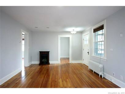 Single Family Home Sold in Stratford CT 06614. Old ranch house near beach side waterfront with 2 car garage.