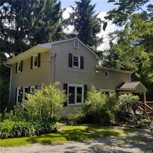 Single Family Home Sold in New Fairfield CT 06812. Old colonial house near waterfront.