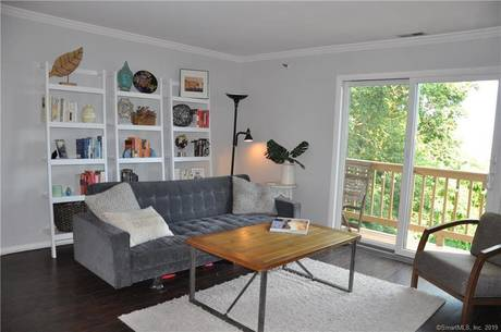 Condo Home Sold in Norwalk CT 06854.  townhouse near beach side waterfront with 1 car garage.