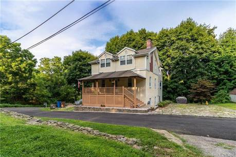 Single Family Home Sold in Shelton CT 06484. Old colonial, antique house near waterfront with 1 car garage.