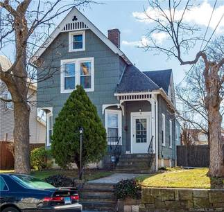 Single Family Home For Sale in Norwalk CT 06855. Old victorian, colonial house near waterfront.