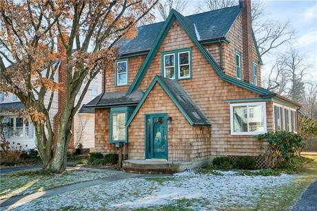 Single Family Home For Rent in Norwalk CT 06851. Old colonial house near waterfront with 1 car garage.