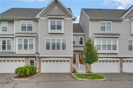 Condo Home Sold in Danbury CT 06810.  townhouse near waterfront with swimming pool and 2 car garage.