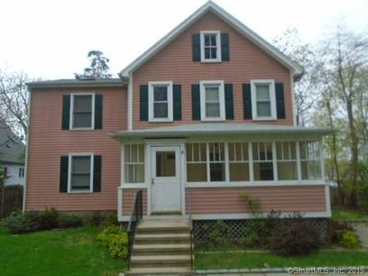 Foreclosure: Single Family Home Sold in Norwalk CT 06854. Old colonial house near waterfront.
