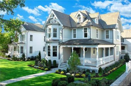 Luxury Condo Home For Sale in Greenwich CT 06830.  house near waterfront with 2 car garage.