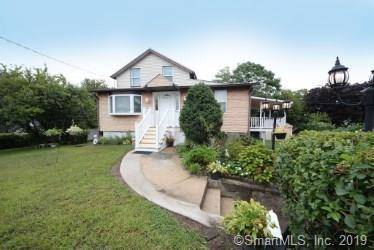 Multi Family Home Sold in Norwalk CT 06854. Old  house near waterfront.