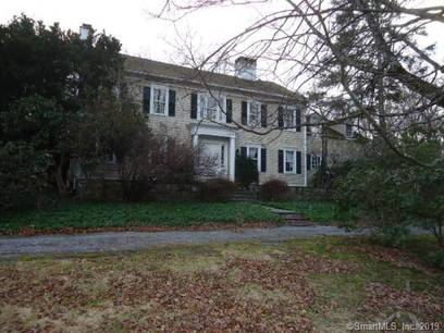 Foreclosure: Single Family Home Sold in Wilton CT 06897. Old colonial, antique house near waterfront with swimming pool and 3 car garage.