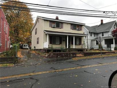 Short Sale: Single Family Home Sold in Norwalk CT 06854. Old colonial house near beach side waterfront.