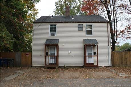 Multi Family Home For Sale in Bridgeport CT 06610.  house near waterfront.