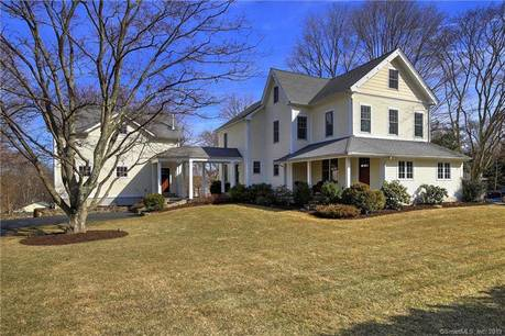 Single Family Home Sold in Fairfield CT 06824. Colonial farm house near beach side waterfront with 2 car garage.