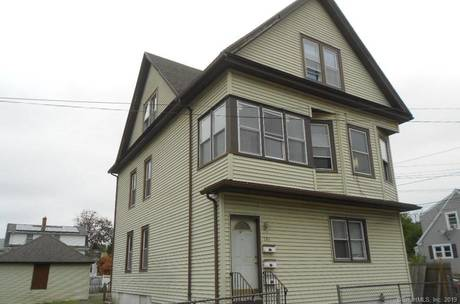 Foreclosure: Multi Family Home Sold in Stratford CT 06614. Old  house near waterfront with 2 car garage.