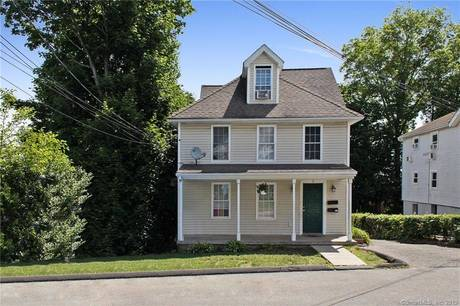 Multi Family Home Sold in Norwalk CT 06850. Old  house near beach side waterfront.