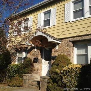 Multi Family Home Sold in Greenwich CT 06807. Old  house near waterfront with 2 car garage.