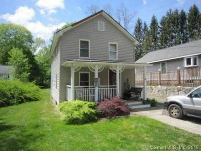 Single Family Home Sold in Bethel CT 06801. Old colonial house near waterfront.