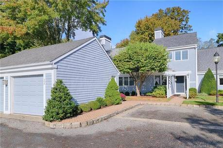 Condo Home Sold in Westport CT 06880.  townhouse near waterfront with swimming pool and 1 car garage.