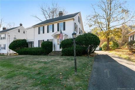 Single Family Home Sold in Danbury CT 06810. Old colonial house near waterfront with 2 car garage.