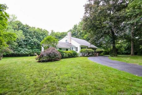 Single Family Home Sold in Norwalk CT 06850.  cape cod house near beach side waterfront with 2 car garage.