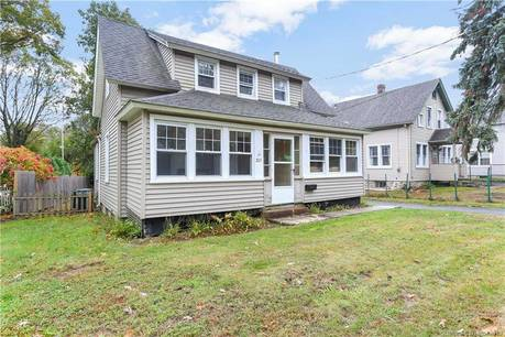 Single Family Home Sold in Darien CT 06820. Old  cottage, farm house near beach side waterfront.