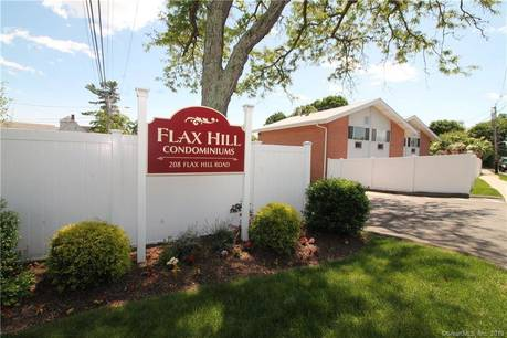 Condo Home Sold in Norwalk CT 06854.  townhouse near waterfront with 2 car garage.