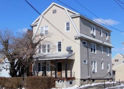 Multi Family Home Sold in Stamford CT 06902. Old  house near beach side waterfront with 2 car garage.