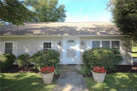 Multi Family Home Sold in Wilton CT 06897.  house near waterfront with 4 car garage.