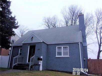 Single Family Home Sold in Bridgeport CT 06606.  cape cod house near beach side waterfront with 4 car garage.