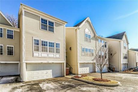 Condo Home Sold in Danbury CT 06811.  townhouse near waterfront with swimming pool and 2 car garage.