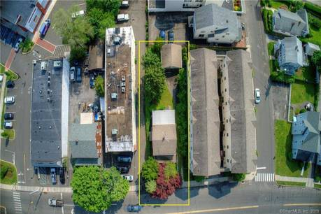 Multi Family Home Sold in Stamford CT 06906. Old  house near beach side waterfront with 2 car garage.