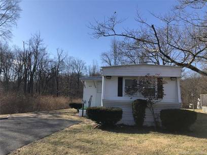 Single Family Home Sold in Danbury CT 06810.  mobile-home house near waterfront.