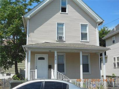 Short Sale: Single Family Home Sold in Bridgeport CT 06608. Old  cape cod house near waterfront.