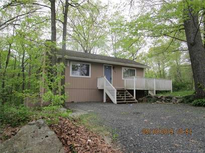 Foreclosure: Single Family Home Sold in Danbury CT 06811. Ranch house near beach side waterfront.