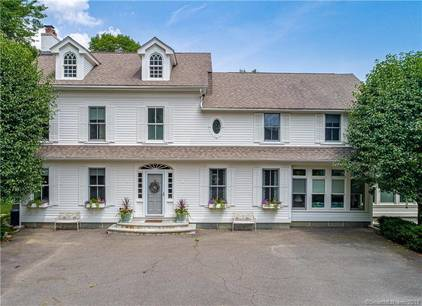 Single Family Home Sold in Fairfield CT 06824. Old colonial, antique house near beach side waterfront with swimming pool.