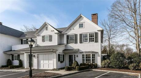 Condo Home Sold in Westport CT 06880.  townhouse near beach side waterfront with 1 car garage.