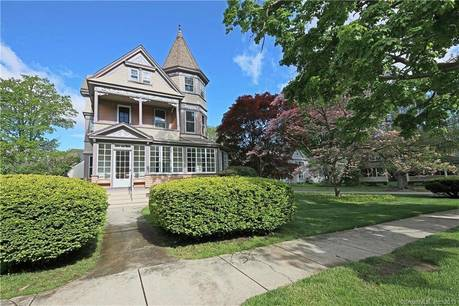 Single Family Home Sold in Stratford CT 06615. Old victorian house near waterfront with 3 car garage.