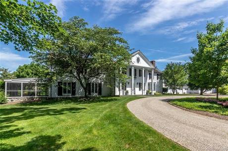 Single Family Home Sold in Fairfield CT 06824. Old colonial house near beach side waterfront with 3 car garage.