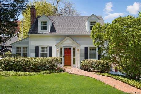 Single Family Home Sold in Fairfield CT 06825. Old  cape cod house near waterfront with 1 car garage.