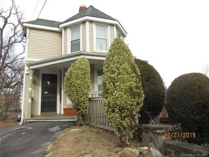 Multi Family Home For Rent in Norwalk CT 06850. Old victorian house near waterfront.