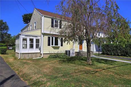 Single Family Home Sold in Stratford CT 06615. Colonial house near beach side waterfront with 2 car garage.