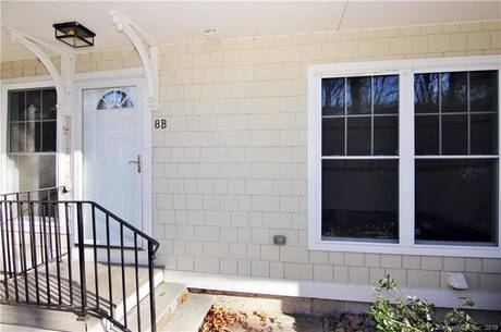 Condo Home For Rent in Greenwich CT 06831.  townhouse near waterfront with swimming pool and 1 car garage.