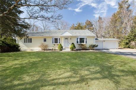 Single Family Home For Sale in Trumbull CT 06611.  house near waterfront with 2 car garage.