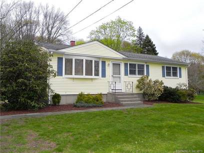 Single Family Home Sold in Monroe CT 06468. Ranch house near waterfront.