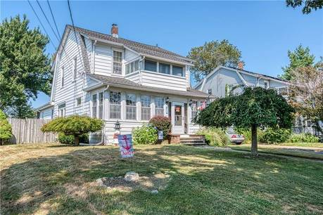 Single Family Home Sold in Stratford CT 06615. Old colonial house near beach side waterfront.